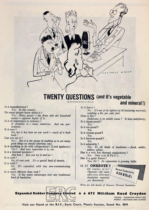 20 Questions 1948