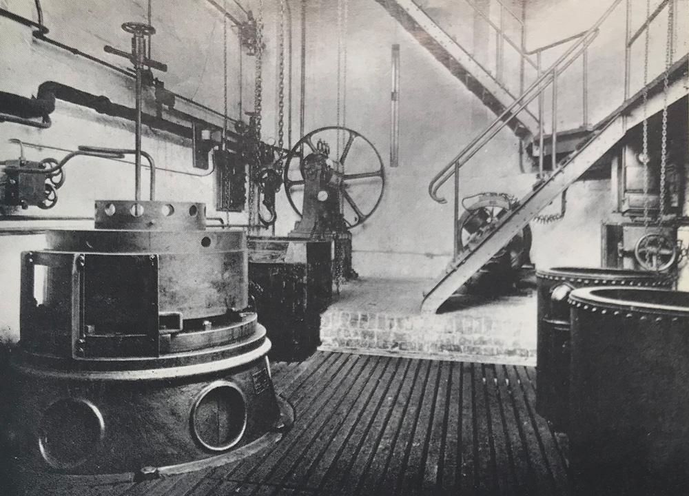 500mm autoclave 1917