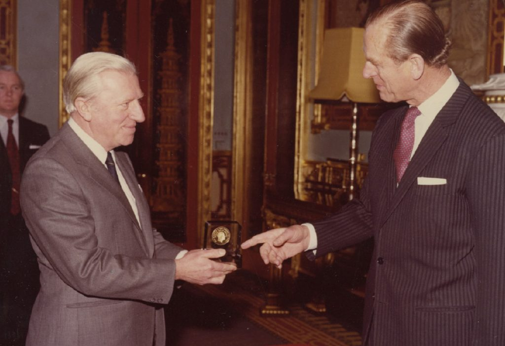 Duke of Edinburgh Plastazote 1981