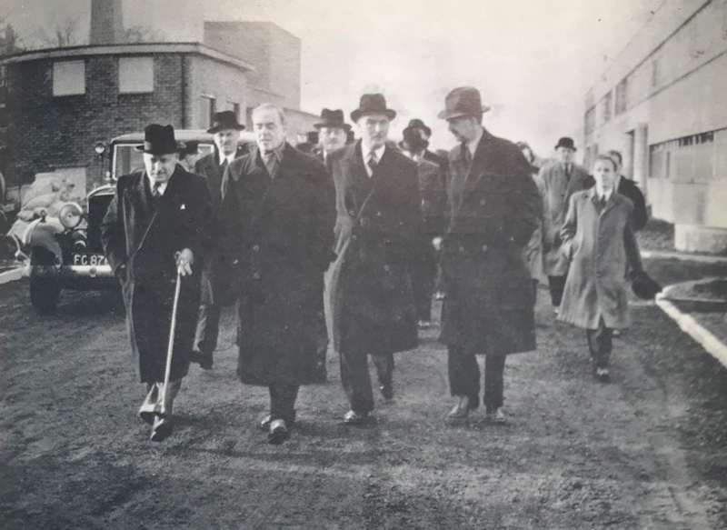 Opening 1945