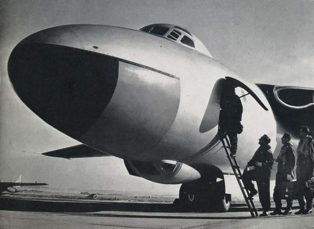 Valiant bomber
