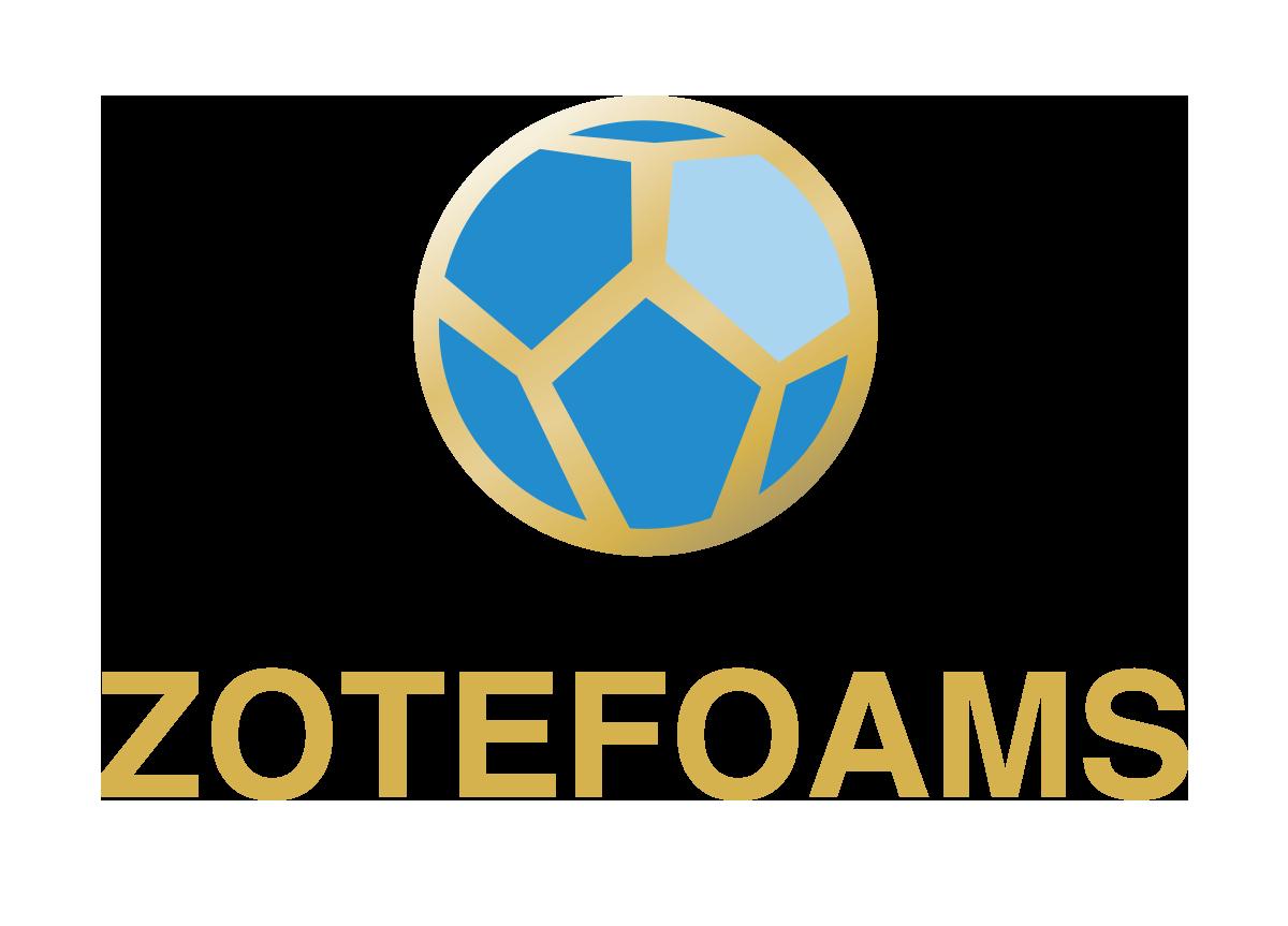 Zotefoams Logo gold