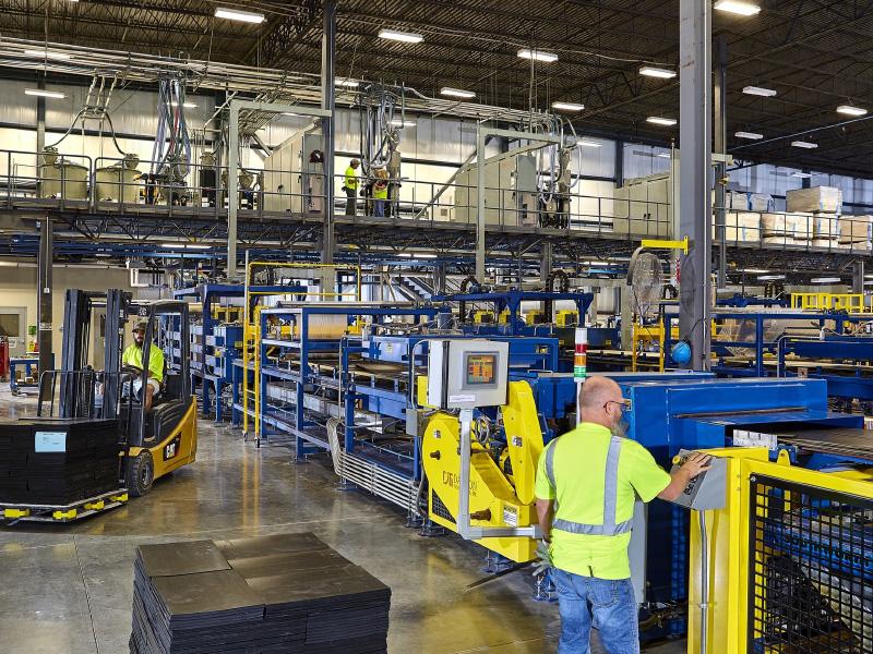 AZOTE manufacture