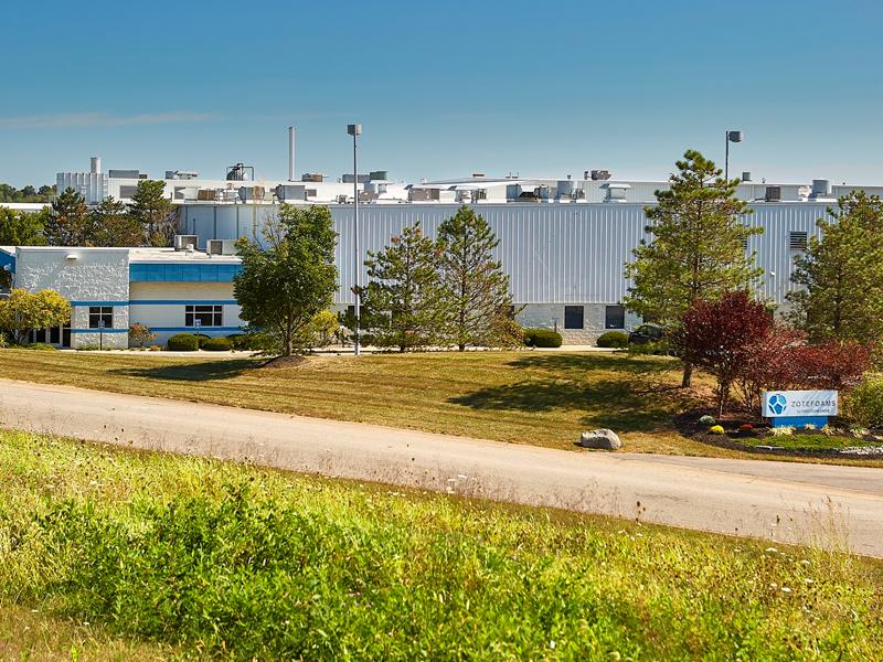 Kentucky Factory exterior