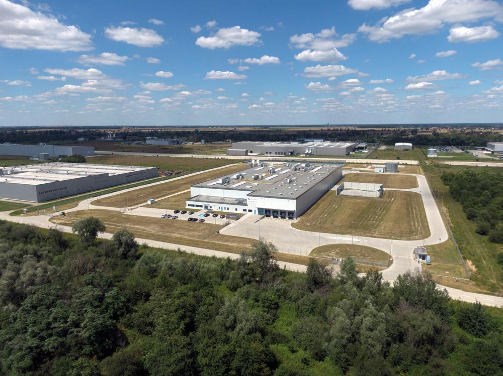 Poland Plant Opening